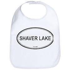 Shaver Lake oval Bib
