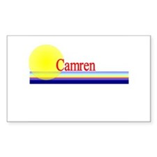 Camren Rectangle Decal