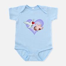 Love Doves Infant Bodysuit
