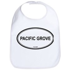 Pacific Grove oval Bib