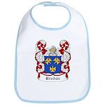 Brodiz Coat of Arms Bib