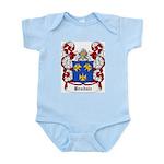 Brodiz Coat of Arms Infant Creeper