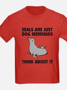Dog Mermaids T