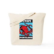 Octopi Portland Tote Bag