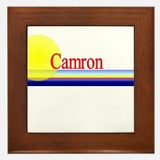 Camron Framed Tile