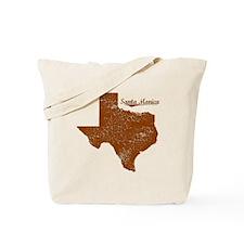 Santa Monica, Texas (Search Any City!) Tote Bag