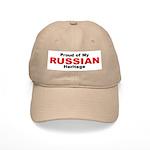 Proud Russian Heritage Cap