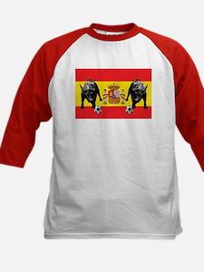 Spanish Football Bull Flag Tee