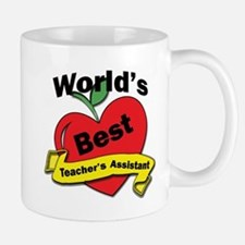 Worlds Best Teachers Assistant Mugs