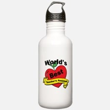 Unique Elementary school teacher Water Bottle