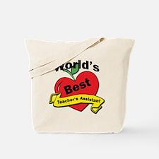 Funny Teacher assistant Tote Bag
