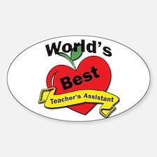 Cool School administrator Sticker (Oval)