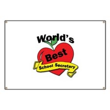 Cool School secretary Banner