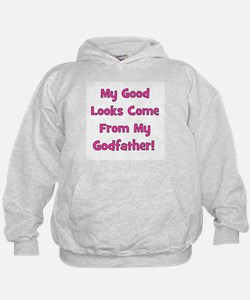 Good Looks from Godfather - P Hoodie