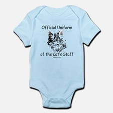Official Uniform of the Cats Staff Paws4Critters C
