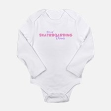 Cute Sports lover Long Sleeve Infant Bodysuit