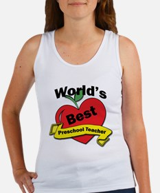 Cute Assistant teacher Women's Tank Top