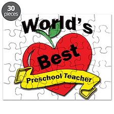 Funny Preschool teacher Puzzle
