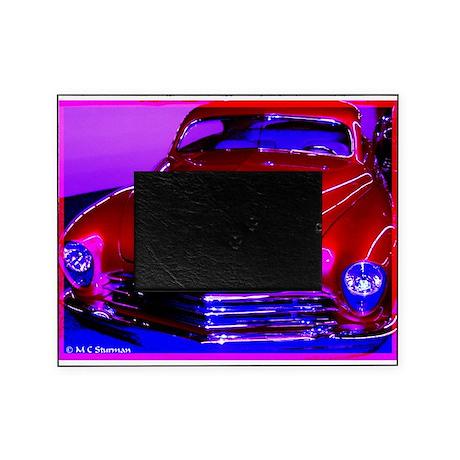 Bright, classic, car, photo! Picture Frame