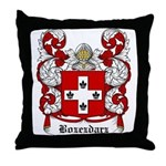 Bozezdarz Coat of Arms Throw Pillow