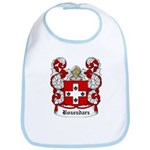 Bozezdarz Coat of Arms Bib