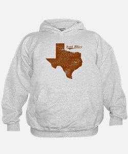 Fort Bliss, Texas (Search Any City!) Hoodie