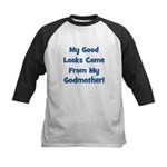 Good Looks From Godmother - B Kids Baseball Jersey