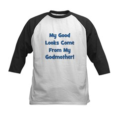 Good Looks From Godmother - B Tee