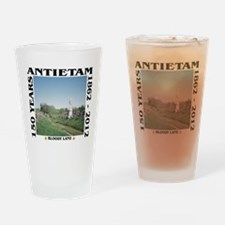 Bloody Lane - Antietam Drinking Glass