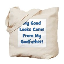 Good Looks From Godfather - B Tote Bag