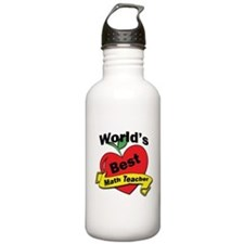 Cute School and education Water Bottle