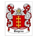 Boycza Coat of Arms Small Poster