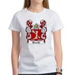 Borski Coat of Arms Women's T-Shirt