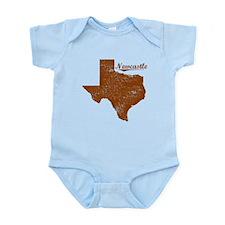 Newcastle, Texas (Search Any City!) Infant Bodysui