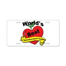 Funny Administrative assistant Aluminum License Plate