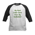 Good Looks from Godfather - G Kids Baseball Jersey