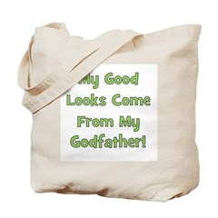 Good Looks from Godfather - G Tote Bag