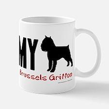 Brussels Griffon Mug