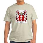 Bokis Coat of Arms Ash Grey T-Shirt