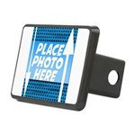 Personalize Design Rectangular Hitch Cover