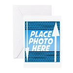 Personalize Design Greeting Cards (Pk of 20)