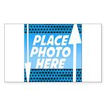 Personalize Design Sticker (Rectangle 10 pk)