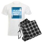 Personalize Design Men's Light Pajamas
