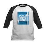 Personalize Design Kids Baseball Jersey