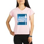 Personalize Design Performance Dry T-Shirt