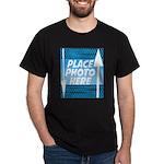 Personalize Design Dark T-Shirt