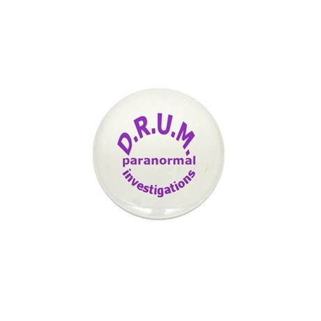 D.R.U.M. Paranormal Inv. (#1) Mini Button