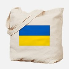 Flag of the Ukraine Tote Bag