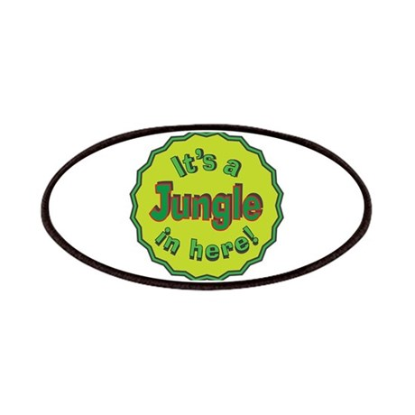 It's a Jungle in Here Patches