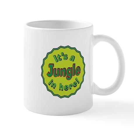 It's a Jungle in Here Mug
